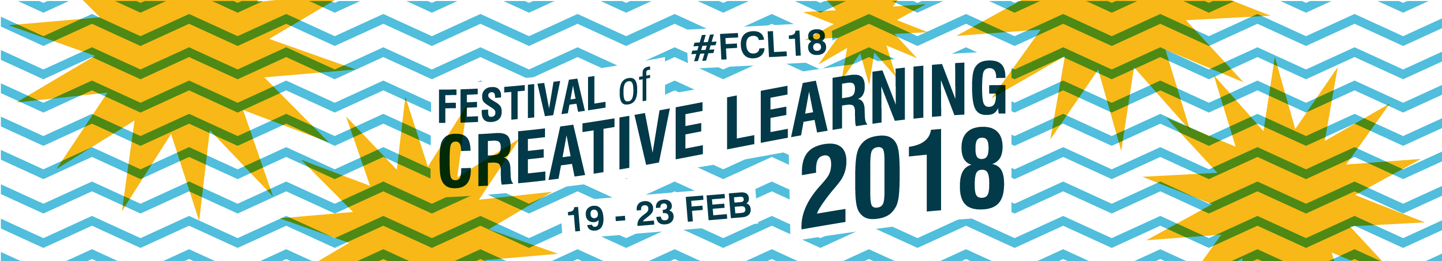 Festival of Creative Learning banner